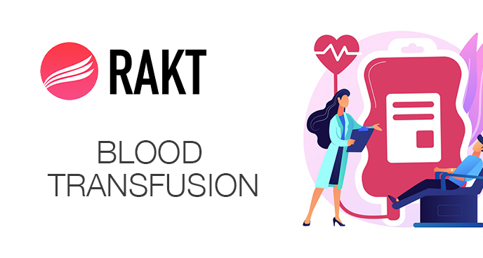 RAKT Blood Transfusion Software